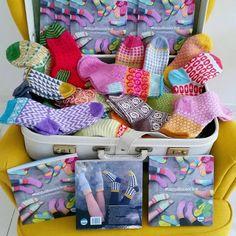 Då är det snart dax igen! #syochhantverksfestivalen 2016 i Stockholm 28-30 oktober. Vi syns väl?! #tantulltussockor #tantulltuss #tantkofta @tantkofta #tantkoftatrekking Stockholm, Knits, Slippers, Gift Wrapping, Socks, Knitting, Instagram Posts, Inspiration, Fingerless Gloves