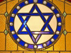Jewish Star of David Symbol