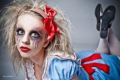 mAlice in Wonderland | Model: Zara Hoskinson. Hair and Makeu… | Flickr