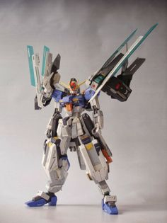 GUNDAM GUY: 1/144 EXE-00 EXE Gundam - Custom Build