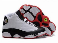 buy popular 4b66d b5ba5 Discover the Air Jordan 13 Aaa Super High Quality White Black Super Deals  collection at Pumarihanna. Shop Air Jordan 13 Aaa Super High Quality White  Black ...