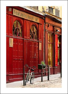 the shop in Lyon , France