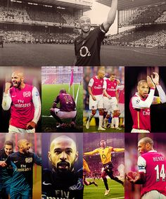reason to breathe. Arsenal Fc, Arsenal Football, Dennis Bergkamp, Reason To Breathe, Thierry Henry, Arsene Wenger, Sport Inspiration, Sports Stars, One Team