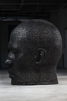 Seo Young Deok's Chain Sculptures.