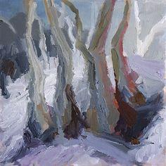 snow gum study 1 thredbo art painting oil belinda street kosciuszko snow ski australia Australian Painters, Australian Art, Snow Skiing, Study, Oil, Abstract, Street, Painting, Inspiration