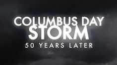 KING 5 Weather Special on Columbus Day Storm
