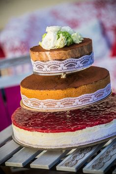 wedding cake happines color love cake with flower vintige cake
