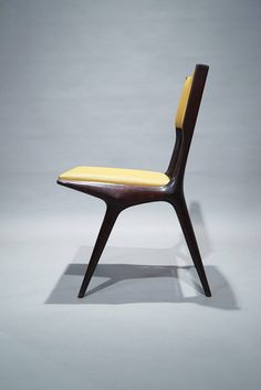 Four Chairs Model 634 by Carlo de Carli for Cassina, Italy 1954 | From a unique collection of antique and modern chairs at https://www.1stdibs.com/furniture/seating/chairs/