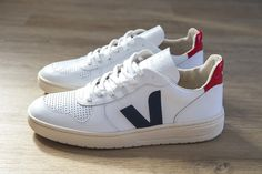 Nouvelle paire de chez Veja, les V10 #mode #baskets #veja #men #shoes #sneackers