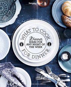 Food Magazine Issue 02 February on Behance