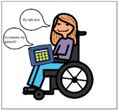 This blog post is for teachers teaching those with multiple needs. This post is a good resource parents, caregivers and other outsiders in the students life who fear that the use of AAC devices will impede their speech development. This will be helpful for my future as an SLP to give to parents to reference to ensure them that the evidence based practice shows how AAC devices will be beneficial to their children.