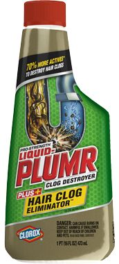 Clog Destroyer Plus+ Hair Clog Eliminator™
