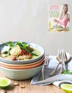 Thai chicken curry recipe