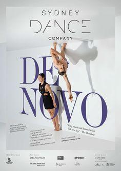 SYDNEY DANCE COMPANY, project by Samantha Suyono, Sydney, Australia, pinned by Ton van der Veer