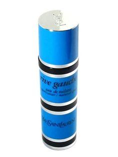 Rive Gauche Yves Saint Laurent perfume - a fragrance for women 1971 Yves Saint Laurent, Saint Laurent Perfume, Rive Gauche Perfume, Miniature Bottles, My Childhood Memories, Vintage Perfume, Parfum Spray, A Boutique, Perfume Collection