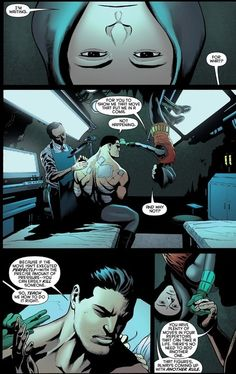 Damian, you are dangerous enough. Bruce does not need to be teaching anything else in the combat department.