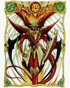 Rayearth, Magic Knight