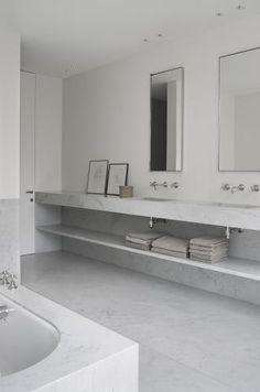clean // bathroom