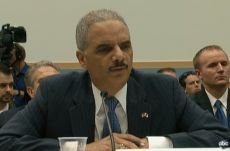Did Eric Holder lie in Congressional testimony last week? - Looks like a wide bipartisan consensus has formed for Holder's resignation. The Huffington Post wants him gone, as does Esquire. A resignation at this point is probably not enough, either, if the House decides that further action is required after this false representation on a key issue.