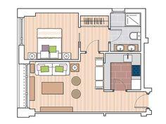 Planos de casas pequeñas