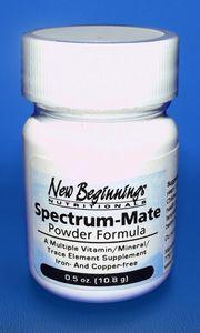 Spectrum-Mate powder SAMPLE.