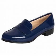 Gisella Patent Loafer - love the color