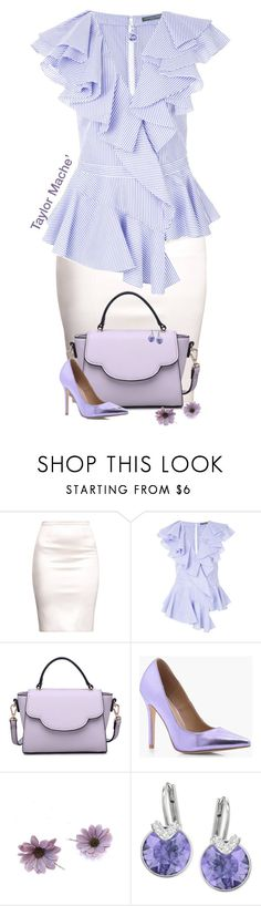 """""""Easter Sunday, He Risen."""" by xsheaintmex on Polyvore featuring Alexander McQueen, Urban Expressions, Boohoo, Swarovski, Bling Jewelry, eastersunday, purplepower and justtheoutfit"""