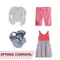Loving the whole Spring Carnival Collection!  Pin it to win it: Charlie & Me $500 clothing voucher - fat mum slim | fat mum slim