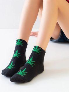 Women Socks Mid-Calf Luxury Hexagonal Boho Blue Winter Special For Festive