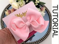 Best Indoor Garden Ideas for 2020 - Modern Ribbon Hair Bows, Diy Hair Bows, Diy Bow, Diy Ribbon, Baby Girl Bows, Girls Bows, Baby Girl Accessories, How To Make Ribbon, Boutique Hair Bows