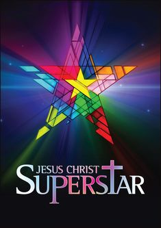 Jesus Christ Superstar :)) I went to see this! Sat mere hundreds of feet from Tim Minchin, Mel C and uh Ben Forster's understudy Rory Taylor who actually did a superb job and I somewhat preferred.