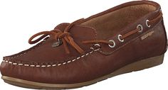 Hush Puppies - Erika Moccasin Bow Cognac Hush Puppies, Hush Hush, Erika, Moccasins, June, Bows, Ankle, Fashion, Penny Loafers