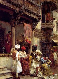 Orientalist art by Edwin Lord Weeks