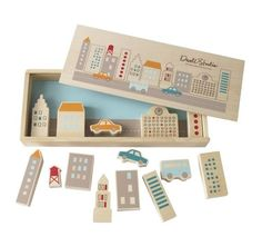 SKYLINE MULTI CREATIVE PLAY SET - Toys & Books - Kids | DwellStudio