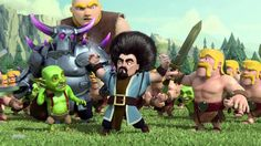 Clash of Clans Update, Latest News: Supercell Vs. Nintendo, Will Clash of Clans Defeat Pokemon Go? Clash Of Clans Troops, New Clash Of Clans, Clash Of Clans Hack, Background Images Wallpapers, Background Pictures, Clash Of Clans Android, Unity Games, Wallpaper Gallery, Hd Wallpaper