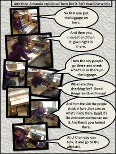 Wonderful way of documenting children's use o language to clarify thinking A Recipe For Wonder (wonderstaples) on Twitter