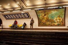 #Guerrilla #Marketing a #Parigi? Non propriamente.. no alla pubblicità, sì alle opere d'#arte