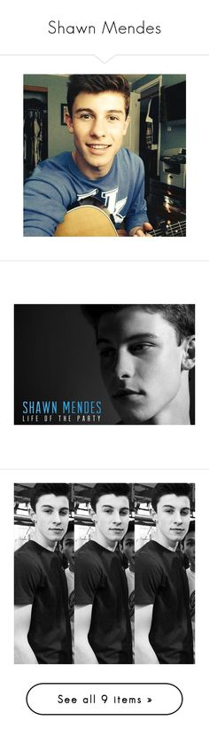 """""""Shawn Mendes"""" by keniadlt ❤ liked on Polyvore featuring magcon, shawn mendes, people, shawn, boys, magcon boys, pictures, backgrounds, cameron dallas and magcon boy"""