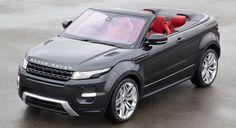 Apakah Range Rover Evoque Convertible Bakal Benar Hadir? #info #BosMobil