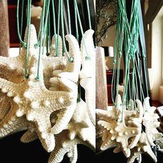 Starfish necklaces, Carla LLimona Shop Summer Decoration, Starfish Necklace, Necklaces, Christmas Ornaments, Holiday Decor, Shopping, Home Decor, Decoration Home, Room Decor