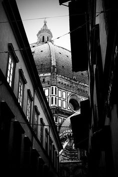 When you remember walking that alley, seeing the dome from that exact angle, hearing the foreign chatter around you or smelling the feint sniff of ancient and modern...