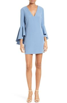 Milly Nicole Italian Cady Shift Dress available at #Nordstrom