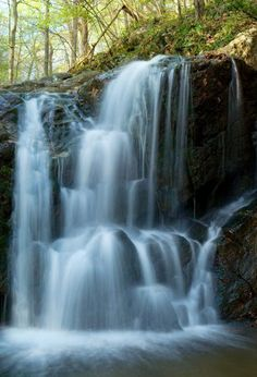 Photo Of Kilgore Falls Pylesville Md United States Wonderful Waterfall At The