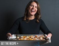 Chef Vivian Howard exalts the cooking of eastern North Carolina, and shares a crazy-delicious root vegetable recipe. Create Tv Recipes, Chef Vivian Howard, Chef And The Farmer, How To Make Bacon, Vegetarian Side Dishes, Tv Chefs, Southern Recipes, Southern Food, Vegan Cookbook