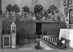 Interiør i Vågå kyrkje