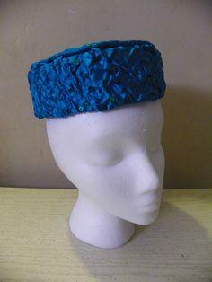 diy pillbox hat