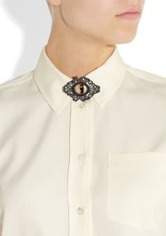 collar brooch - Google Search