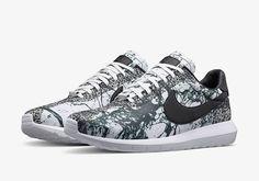 Available now. NikeCourt Roshe LD White Black.  http://ift.tt/1JpRG2N