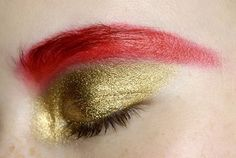 """beauty-student: """" Love makeup you can achieve with your fingertips. """""""