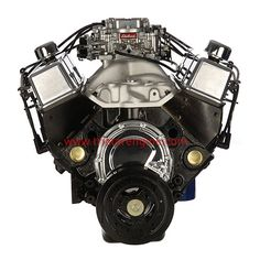 355 Chevy Crate Engine with 365 HP | High Performance Crate Engines | Tri Star Engines & Transmission